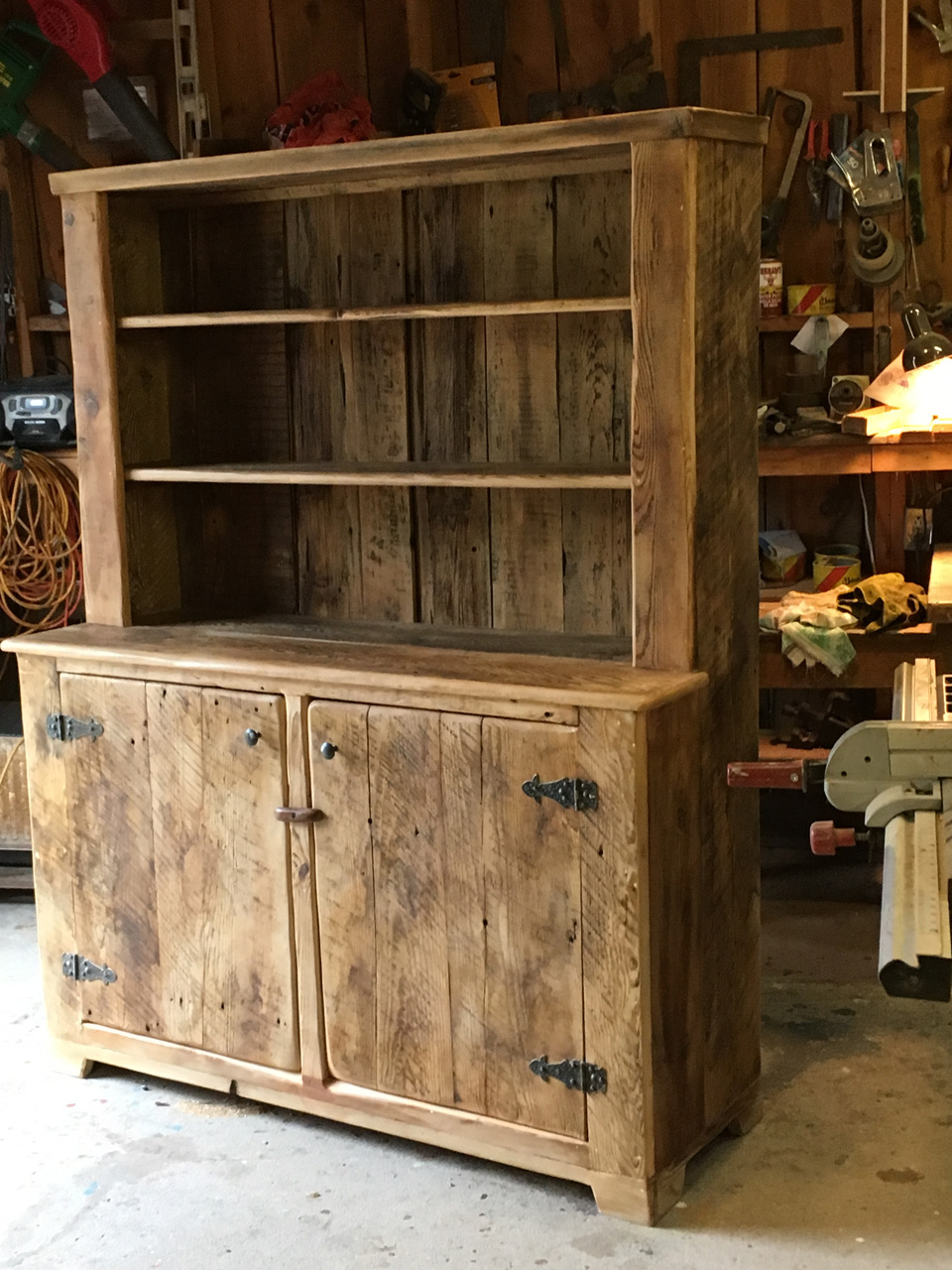 Sherman Barnwood Furniture