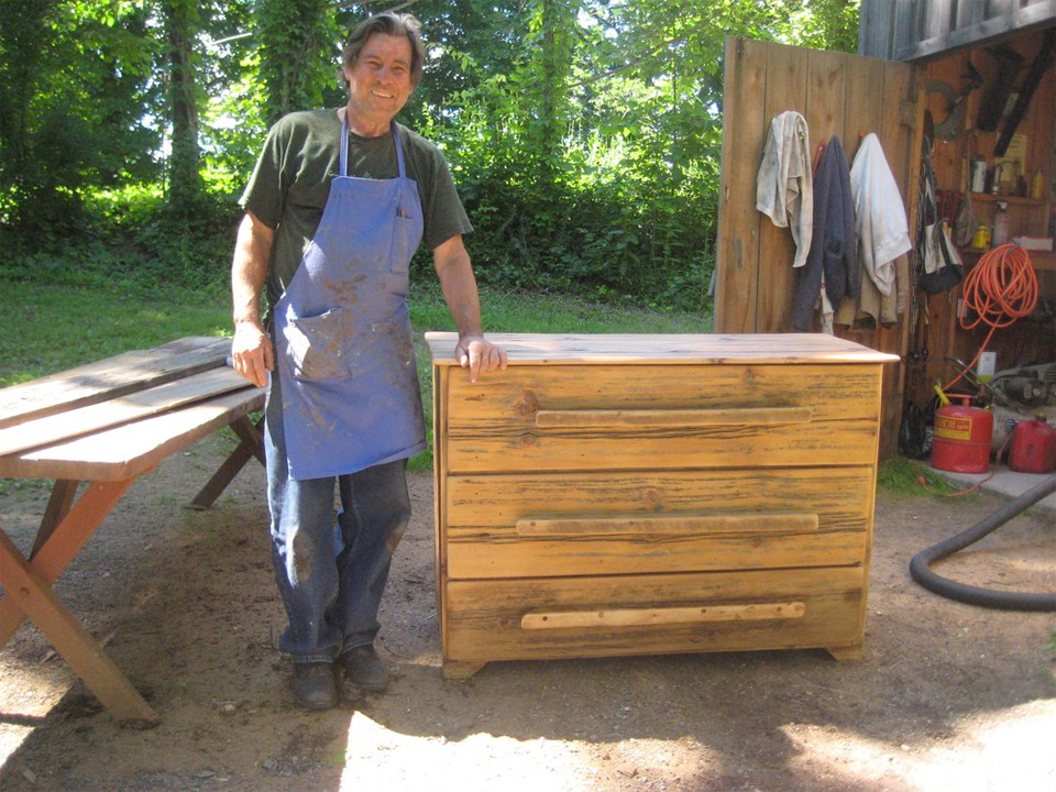 All Of Our Furniture Is Made From Antique Barn Wood The North East Mostly Hudson Valley Generally Pine And Often As Early